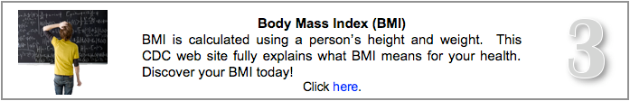 See your BMI Score