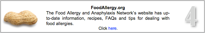 Visit FoodAllergy.org